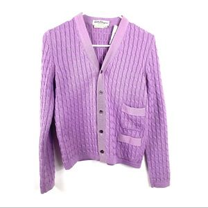 Salvatore Ferragamo Women's Cardigan Sweater Wool